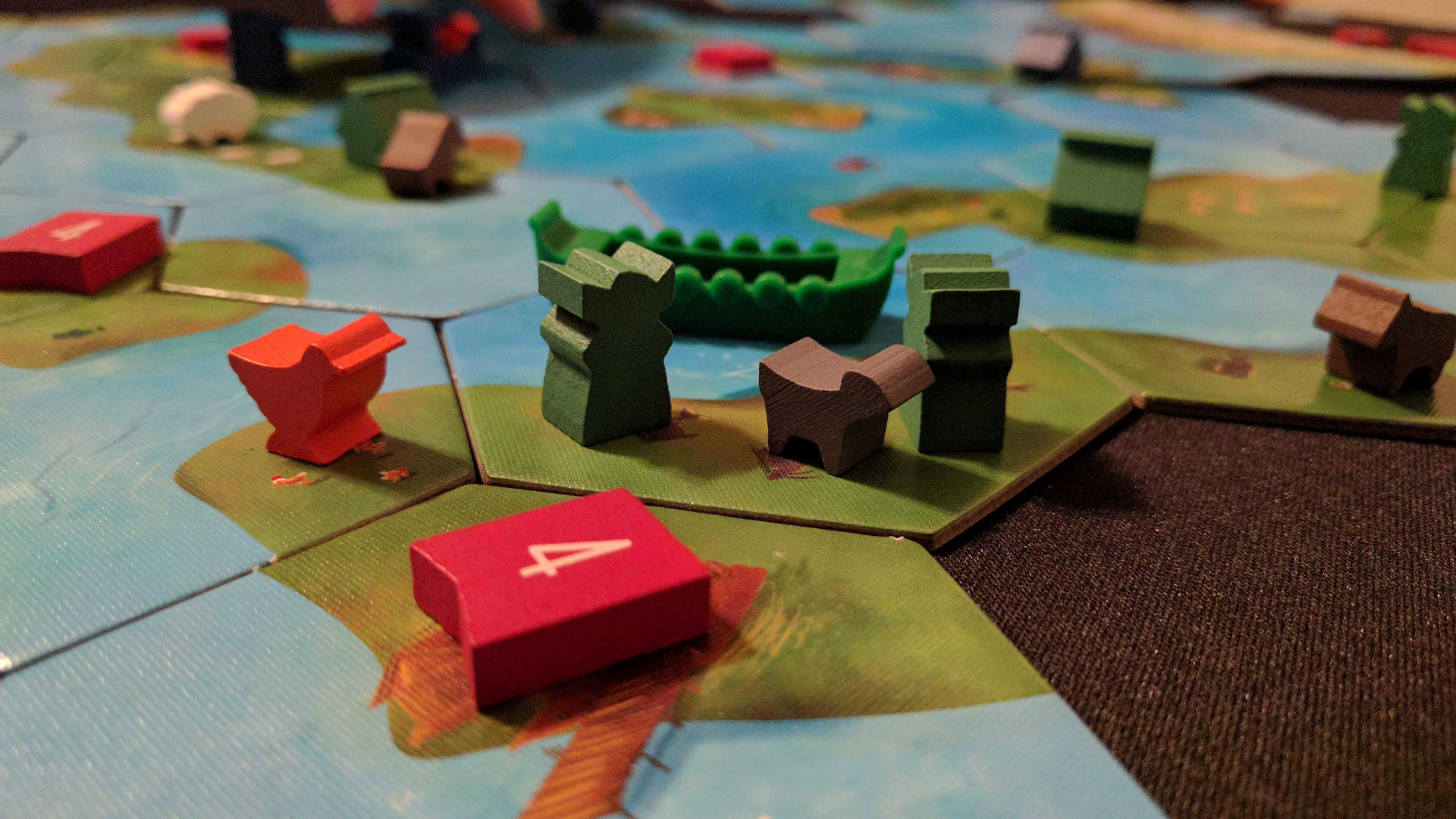 Review: Explorers of the North Sea
